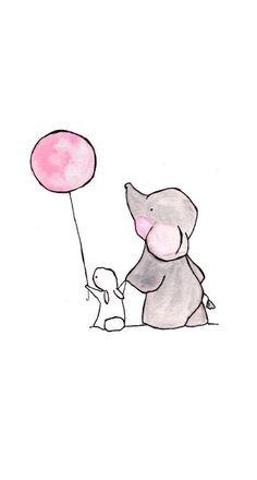 bunny n elephant