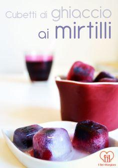#ghiaccio & #mirtilli