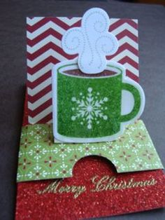 ATC Sliding Pop-Up Mug by ruby-heartedmom - Cards and Paper Crafts at Splitcoaststampers