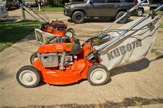 Like New Kubota 5019-PC walk behind lawn mower possible trades - 400 ...