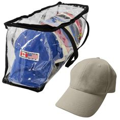 3148f4a7f HomieGear Brand Carrier Case - will fit 12 baseball caps   Stuff to ...