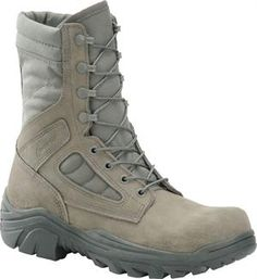 Men's Corcoran 8 Hot Weather Broad Toe Combat Boot - Sage Green