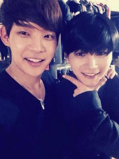 Sangdo and hansol (93line)