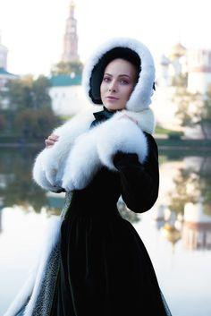 Russian furs
