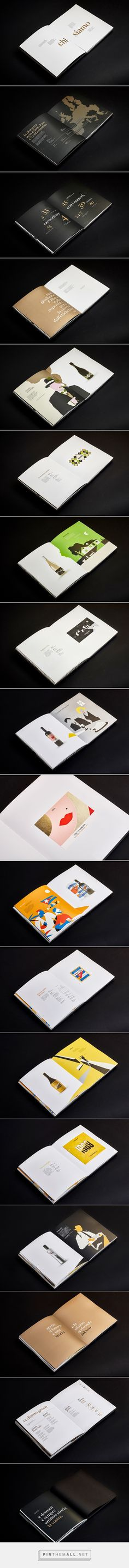 Stories in the bottle on Behance - created via https://pinthemall.net