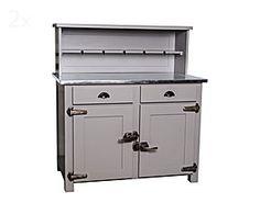 Mueble de cocina – gris claro