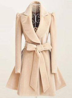 Especially long trench coat for women Slim female Red Khaki coat Sashes down Windbreaker Outerwear Autumn winter trenchcoat 2017 Khaki Coat, Beige Coat, Look Fashion, Winter Fashion, Fashion Outfits, Womens Fashion, Fashion Coat, Trendy Fashion, Korean Fashion