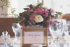 vintage compote with roses, ranunculus, jasmine, blushing brides, gold tipped gum, sweet pea, geraldton wax www.jademcintoshflowers.com.au www.popcornphotography.com.au