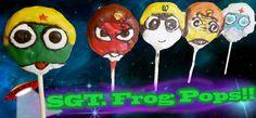 Sgt  Frog Pops I Sweet'ums