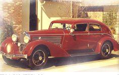 1932 Austro Daimler ADR Alpine Sedan