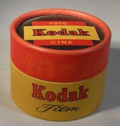 #Kodak #accessoires # film tin