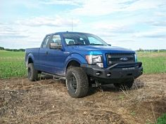 Road Armor PreRunner Replacement Bumper Ford F150.