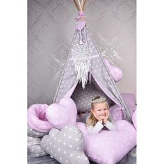 TeePee for children Give your children an irresistible opportunity to hide in their room, garden, or anywhere in the apartment or house.