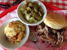 Red State BBQ Food