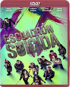 PELICULAS PARA DESCARGAR : Escuadrón Suicida (2016) [DVDRip XviD][Castellano]... Comic Books, Comics, Cartoons, Cartoons, Comic, Comic Book, Comics And Cartoons, Graphic Novels, Graphic Novels