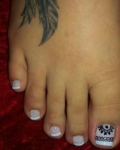 Pedicure Nail Art, Toe Nail Art, Nail Spa, Feet Nails, Toe Nail Designs, Beauty Hacks, Hair Beauty, Tattoos, Instagram Posts