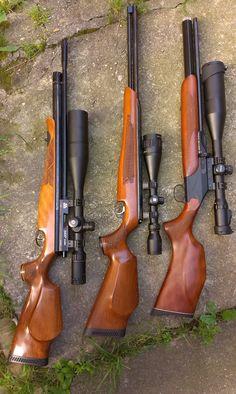air arms 410 -air arms mk p 1000 Air Rifle Hunting, Rifle Targets, Battle Rifle, Tactical Equipment, Survival Weapons, Assault Rifle, Cool Guns, Airsoft Guns, Guns And Ammo