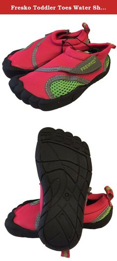 4f7fd853d484 Fresko Toddler Toes Water Shoes