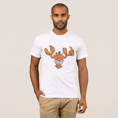 Crab Monster love T-Shirt - fun gifts funny diy customize personal