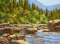 Com Art Community Amanda Jones, Rock Pools, Community Art, Mountains, Nature, Travel, Natural Pools, Naturaleza, Viajes