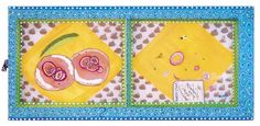 New to SissysFolkArt on Etsy: The Everything Bagel Diptych 33 x 15 USD) Fish Pillow, Marco Island, Everything Bagel, Pillows, Create, Inspiration, Etsy, Home Decor, Biblical Inspiration