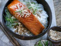 Lachs nach japanischer Art ist einfach nur köstlich!
