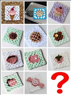 The Bake Shop Blanket Series: -Finishing Up- Squares You Need to Make - Sewrella