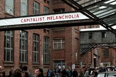 """Capitalist Melancholia"" at HALLE 14 – Centre for Contemporary Art, Leipzig Halle, Contemporary Art, Explore, Cotton Mill, Contemporary Artwork, Modern Art, Exploring"