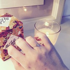 Bague en cristal de Swarovski et argent :) #myjoliecandle #bougiebijou #perfect #jewel