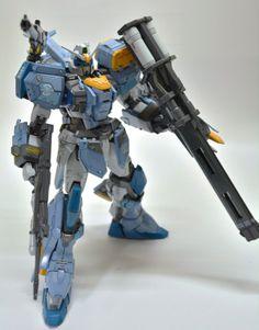 MG 1/100 GAT-X102 Duel Gundam