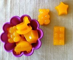 Homemade Vitamin C Gummies! Vitamin C is necessary to support a strong immune system and maintain good cardiovascular health.