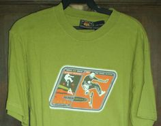 Vintage Urban Streetwear Skateboard shirt.