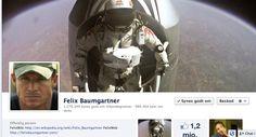 Facebooks sejeste coverbillede! #felixBaumgartner