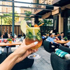 Having cool lemonade on the terrace of  Baku Café #bakucafe #beatgroup #baku #azerbaijan #restaurants #cafe #cuisine #food