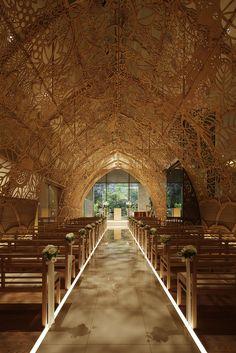 Gallery - Hiroshima Chapel / Nikken Space Design - 6