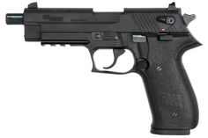 SIG SAUER MOSQUITO 22LR THREADED BARREL AND RAIL Find our speedloader now!  http://www.amazon.com/shops/raeind