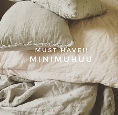 A new set of pillowcase is the best way to freshen up your bedding. Minimuhuu.com