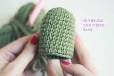 How to make an amigurumi cactus step by step, Crochet Patterns Amigurumi, Amigurumi Doll, Knitted Hats, Crochet Hats, Crochet Ideas, Amigurumi For Beginners, Diy Crafts To Do, Embroidered Clothes, Arm Warmers