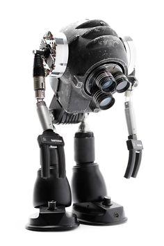 Robot from the Gentle Giants Exhibition #art
