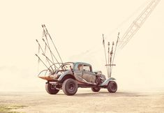 Mad Max #Cars Shot by Wilson Hennessy  #MadMax #Hollywood #Photography #Motoring