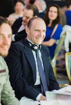 Ralph Fiennes attending the Russia old new year charity dinner organized by russian charity Gift of Life at the Savoy Hotel, London 13.01.2018