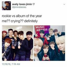 #BTS1stDaesang and more to go!