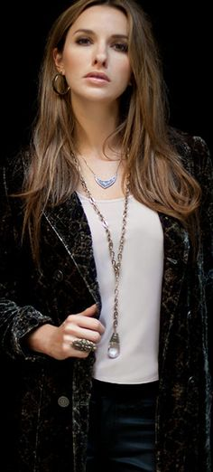 Chelsea Row Aurora Necklace https://www.chelsearow.com/index.php?file=product_detail&pId=6302&utm_source=social&utm_medium=pinterest&utm_campaign=newcollection&utm_term=&utm_content=