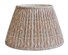 Empire Lampshades from the A Rum Fellow Lampshade Collection, exclusive to Copper & Silk. Handmade Lampshades, Light Decorations, Decor Interior Design, Rum, Collaboration, Empire, Fabrics, Copper, Textiles