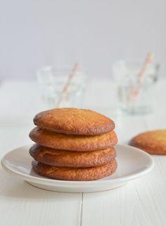 Suikervrije glutenvrije gezonde eierkoeken
