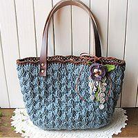037fd17eb8 3104 crafts ~ナチュラル麻ひものかばん屋さん~. Macrame BagLove ...