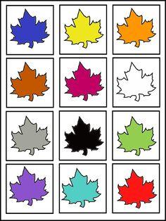 Kindergarten Crafts, Kindergarten Worksheets, Color Activities, Activities For Kids, House Drawing For Kids, Cardboard Crafts Kids, Sensory Wall, Preschool Colors, Language School