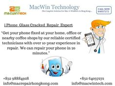 Apple Repair Doctor of Damaged iPhone