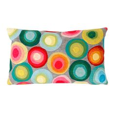 I pinned this Grace Pillow from the Bright Bold & Beautiful event at Joss and Main!