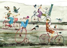 Illustrator & Visual Storyteller Maria Brozozowska